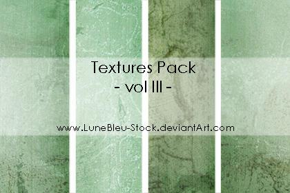 Textures Pack III