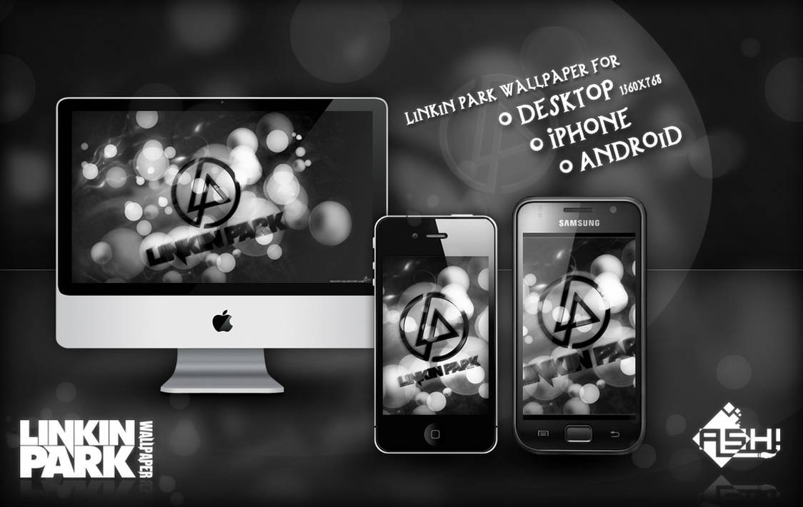 Linkin Park Wallpaper By Ashinati On Deviantart