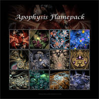 Apophysis Flamepack 2013 by Lucy--C