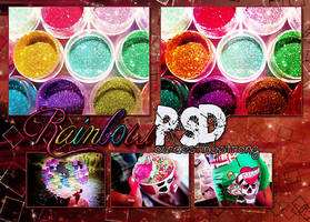 +RainbowPSD. by ourdestinystrong