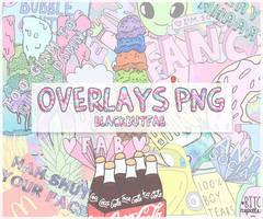 #O1 Tumblr Overlays