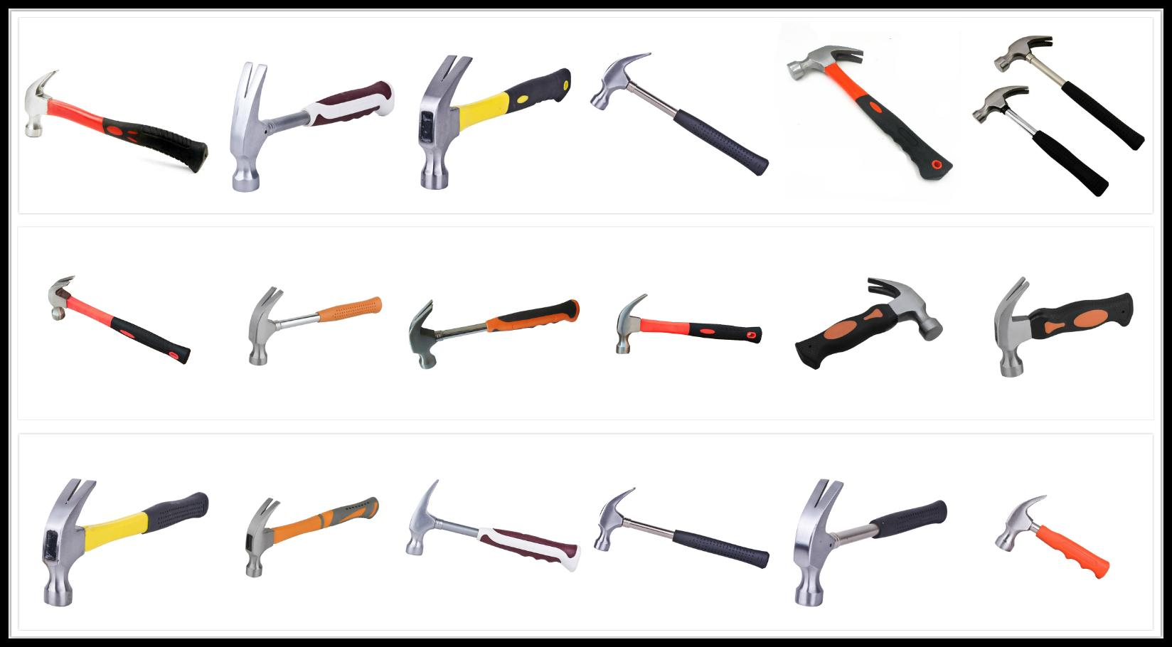 18 Claw Hammer Brushes