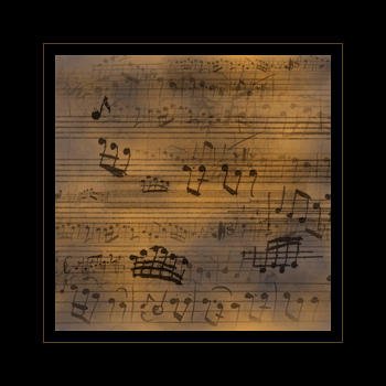 Music brushes by ishtarian