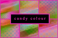 Candy colours by ishtarian