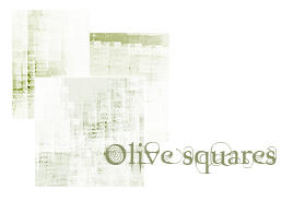 Olive squares by ishtarian