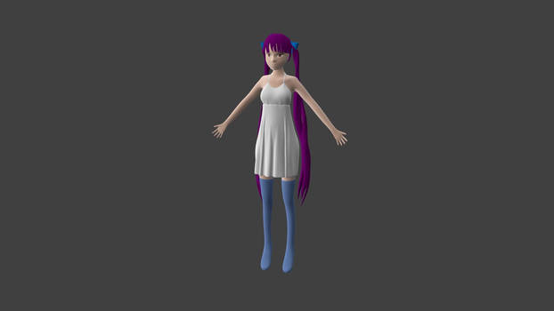 Stylized Anime Model