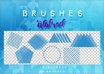 Brushes Abstract   FREE DOWNLOAD by iGirlError