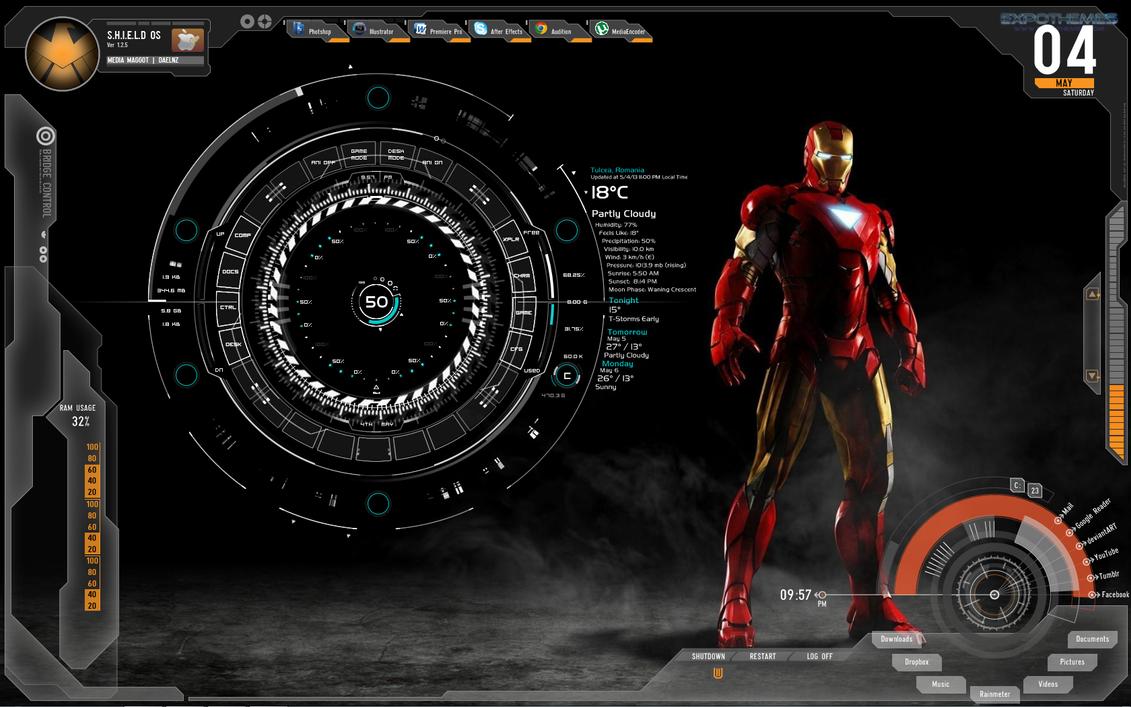 Iron Man 3 By Abaid26 On DeviantArt