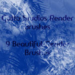 Render Brush Set