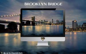 Brooklyn Bridge by BlackDiamondOne