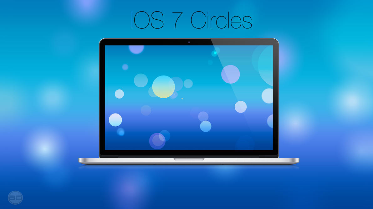 Ios 7 Circles by BlackDiamondOne