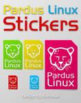 Pardus Stickers
