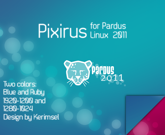Pixirus by h2okerim