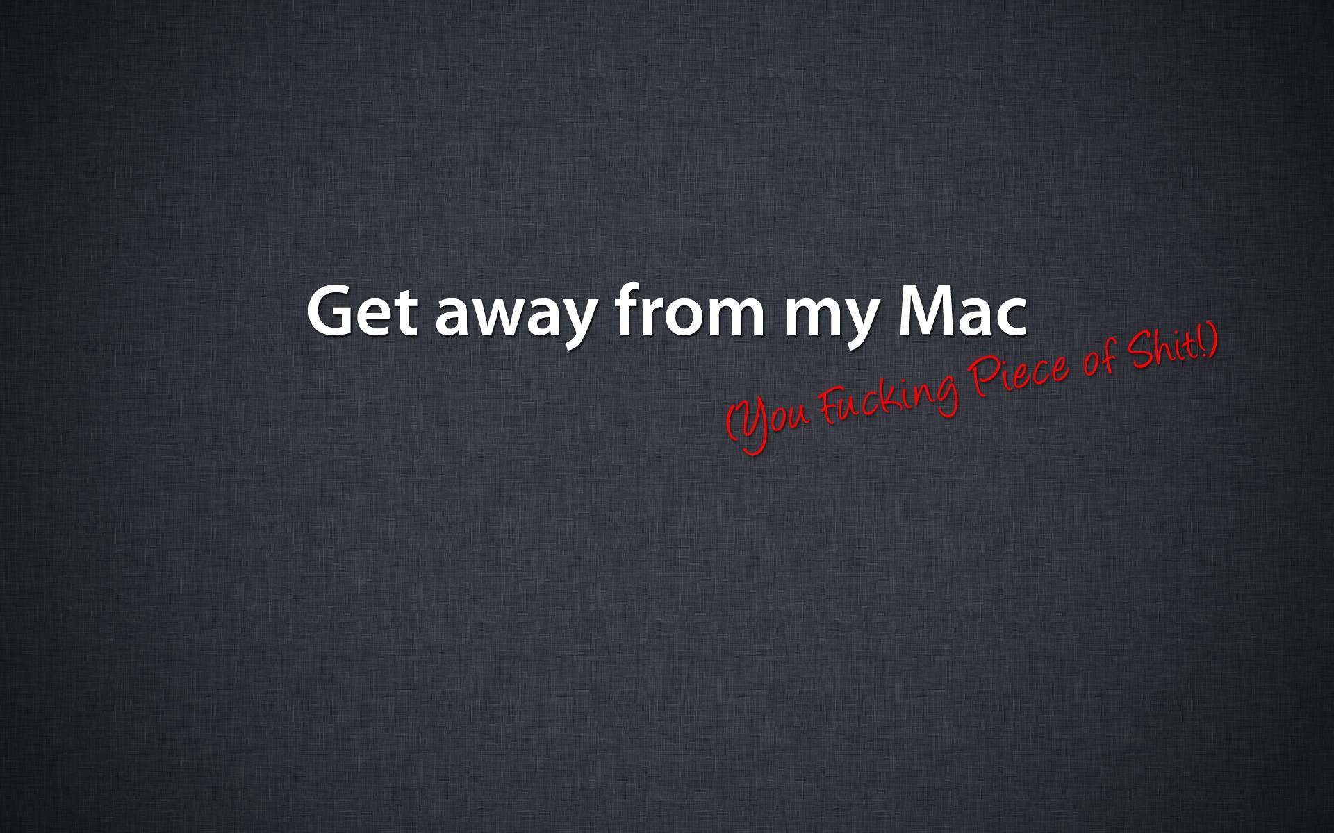 how to get my mac address