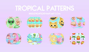 tropical-patterns