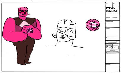 Pink Topaz Ref Sheet