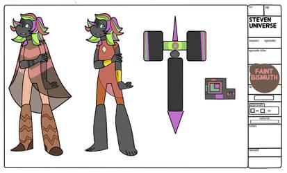 Faint Bismuth