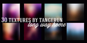 'long way home' 30 icon sized textures