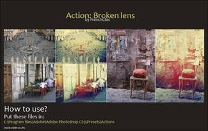 Broken lens by FrenchLilac