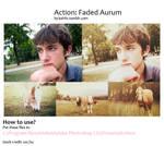 Faded Aurum