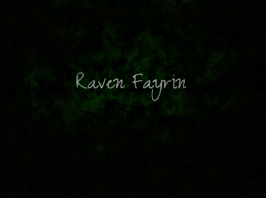 Raven Fayrin by Echos-in-the-Shadows
