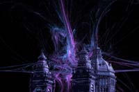 Unquiet nights animated