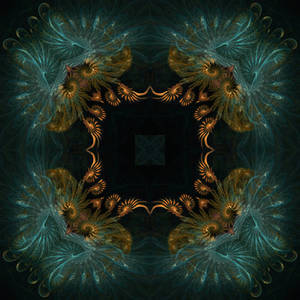 fractal kaleidoscope 1