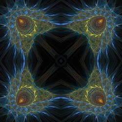 animated kaleidoscope 2 by taisteng