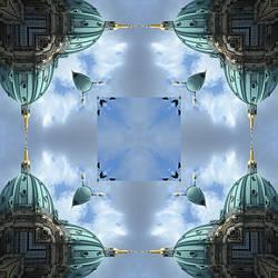 fractal kaleidoscope 8 by taisteng