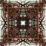 fractal kaleidoscope 10 by taisteng