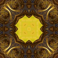 Kaleidoscope 15 by taisteng