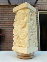 Pedestal-rotating by taisteng