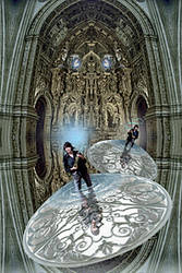 Cathedral Surfing  Animated