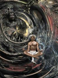 Hindu Steampunk Animated