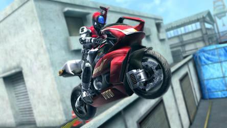 [Flash] Kamen Rider Kabuto Zecter by onrodecado12