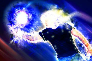 Energy Ball Kai / Singularity by Draia436