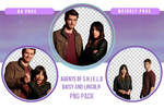Agents of S.H.I.E.L.D Daisy and Lincoln PNG Pack