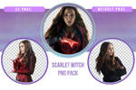 Scarlet Witch / Wanda Maximoff PNG Pack