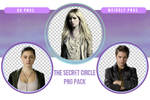 The Secret Circle PNG Pack