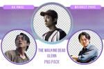 The Walking Dead Glenn PNG Pack