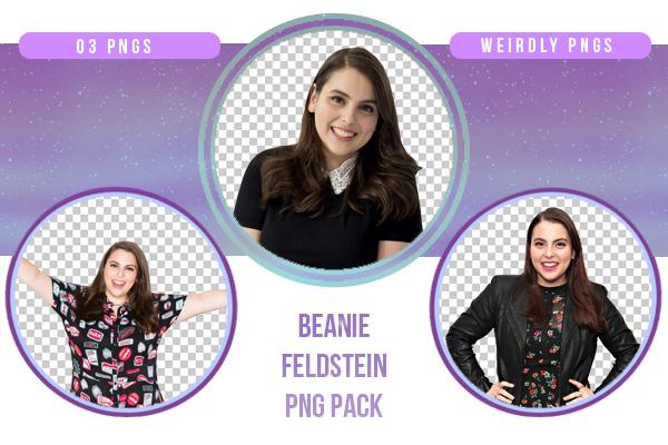 Beanie Feldstein PNG Pack by Weirdly-PNGS