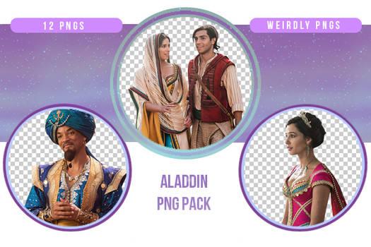 Aladdin PNG Pack