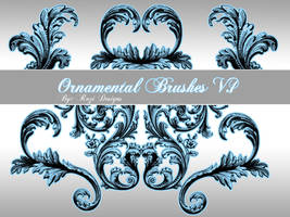 Ornamental Brushes by ThaIllusionist