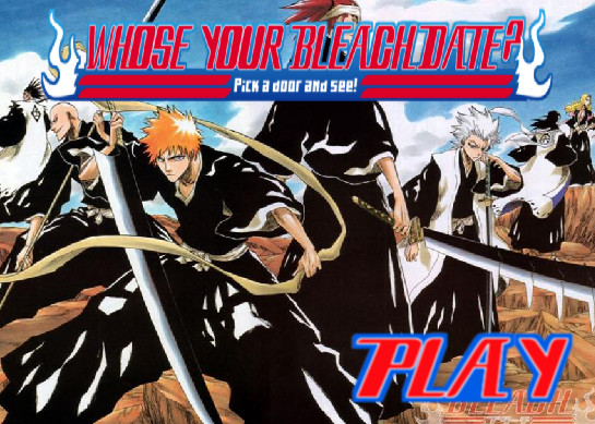 bleach dating sim