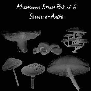 Mushroom Pack by sammi-antha