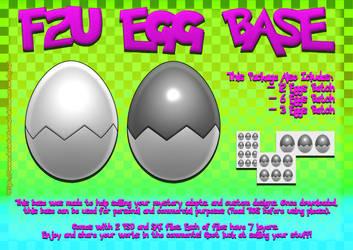 F2U Egg Base! by RainbowWarriorAdopts