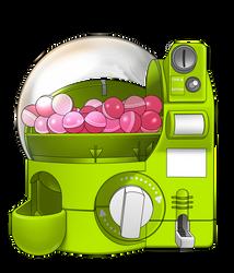 F2U Gacha Machine by Rainbowwarrioradopts by RainbowWarriorAdopts