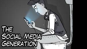 Marc Maron: The Social Media Generation Animated