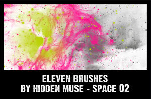 Brushes_Space02 by hiddenmuse
