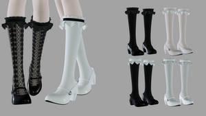 [MMD] Lolita Stockings P2U DL